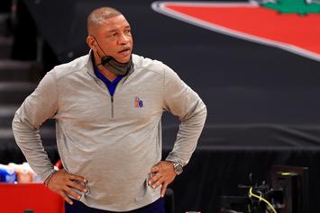 NBA Twitter Trolls Doc Rivers Over Ben Simmons Comments