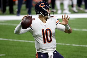 Mitch Trubisky Signs With The Buffalo Bills