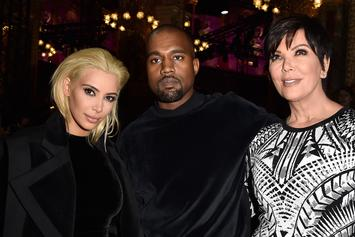 "Kris Jenner Speaks About Kim Kardashian & Kanye West Divorce: ""It's A Private Time"""