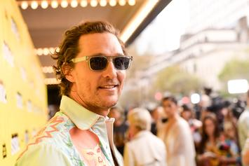 Matthew McConaughey Confirms He Is Considering Running For Governor Of Texas