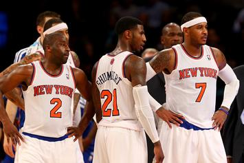 Iman Shumpert Reveals Why He Respects Carmelo Anthony So Much