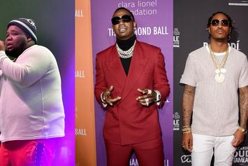 "Moneybagg Yo, Future & Rod Wave Dominate This Week's ""Fire Emoji"" Playlist"