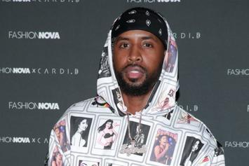 Safaree Samuels Is Floored By Stunning Pendant Of Daughter Safire Majesty