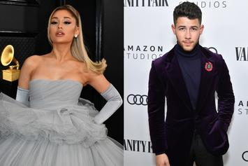 "Ariana Grande Replaces Nick Jonas As ""The Voice"" Coach"