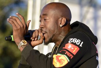"Freddie Gibbs Admits He Has A Fake IG Account To ""Taunt People"""