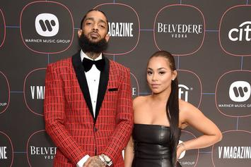Lauren London Shares Message On Day Nipsey Hussle Passed