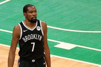 """Kevin Durant Apologizes To Michael Rapaport: """"We Been Talking Like This For Years"""""""