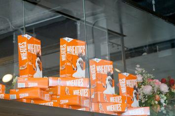 Supreme Teams Up With Wheaties For Cereal x Streetwear Crossover