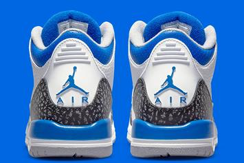 "Air Jordan 3 ""Racer Blue"" Coming Soon: Official Photos"