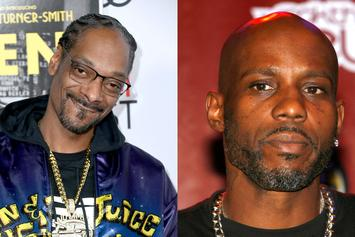 Snoop Dogg Sends Out Prayers For DMX Following Overdose