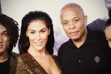 Dr. Dre Denies Wife's Abuse Allegations, Says She Wants More Money From Divorce