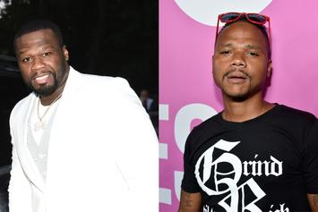 "50 Cent Takes Aim At ""Snowfall"" Actor De'Aundre Bonds: ""F*ck Outta Here"""