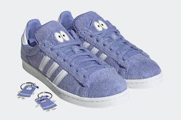 "South Park x Adidas Campus 80s ""Towelie"" Coming Soon: Photos"