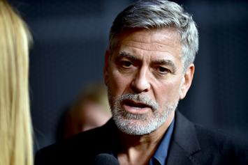 George Clooney Thinks Derek Chauvin Should Have Someone Kneel On His Neck