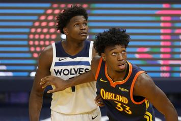 James Wiseman Could Miss Rest Of Season With Meniscus Tear