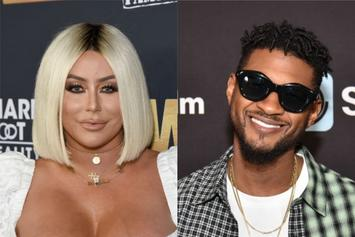 "Aubrey O'Day Reacts To Usher's Controversy: ""First He Handed Out Herpes..."""