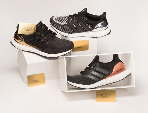 3d4eb62767a UltraBoost Medal Pack. Image Via Champs