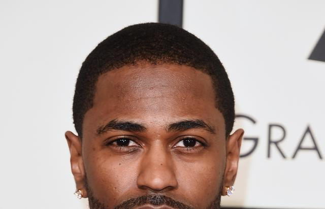 Big Sean at 58th annual Grammys