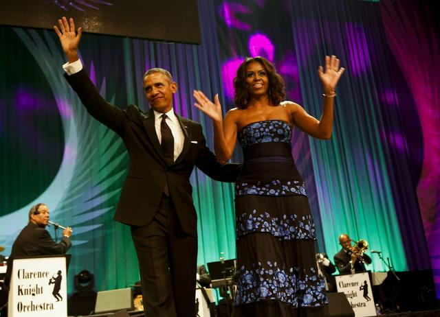 President Obama and Michelle