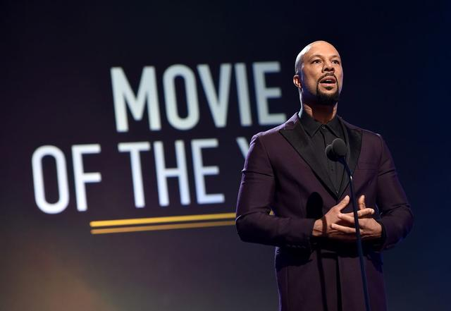 Rapper Common speaks onstage during BET Presents the American Black Film Festival Honors on February 17, 2017 in Beverly Hills, California.