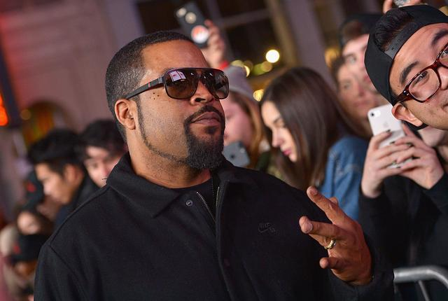 Actor/rapper Ice Cube attends the LA Premiere of the Paramount Pictures title 'xXx: Return of Xander Cage' at TCL Chinese Theatre IMAX on January 19, 2017 in Hollywood, California.