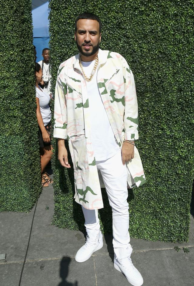French Montana at BET Experience 2017