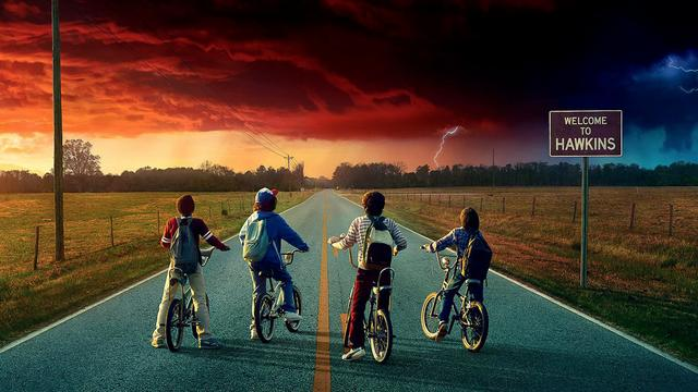Stranger Things promo image