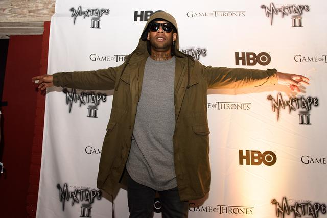 Ty at HBO Game of Thrones Event