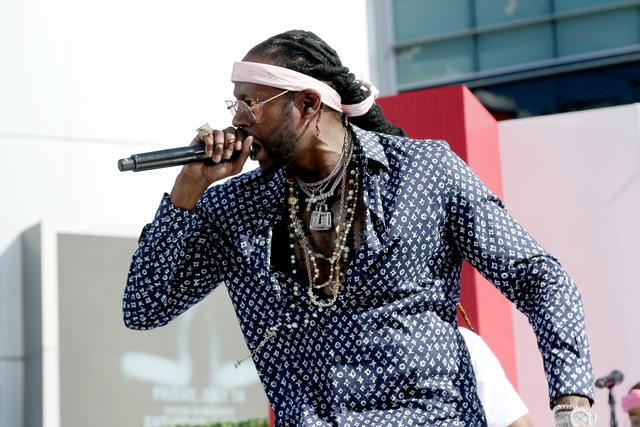 2 Chainz at BET Experience 2017