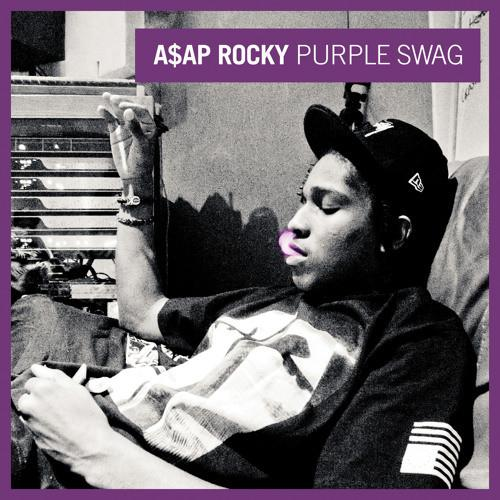 Purple Swag single art