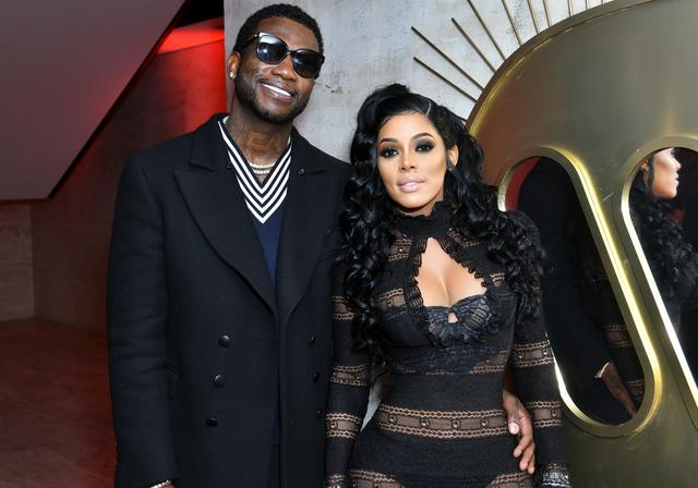 Gucci Mane and his wifey Keyshia KaOir
