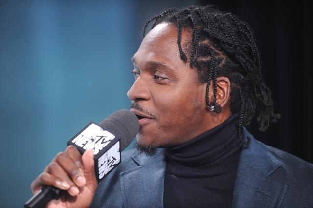 Pusha T at MTV News Election Night