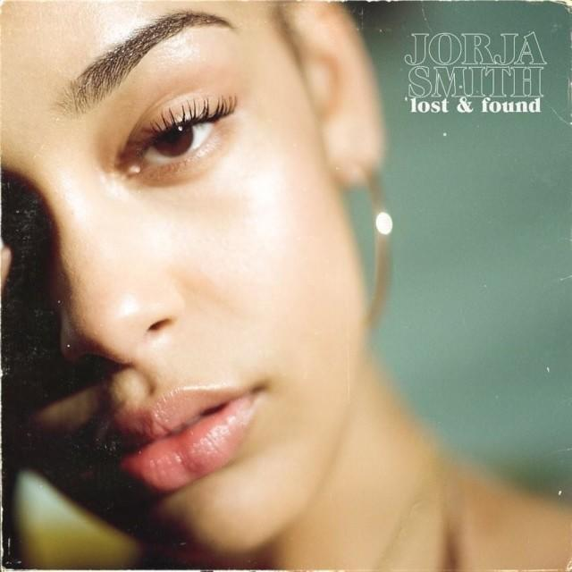 "Jorja Smith ""Lost & Found"" album cover"