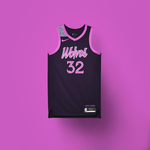 Wolves 2018-19 City Edition Uniform