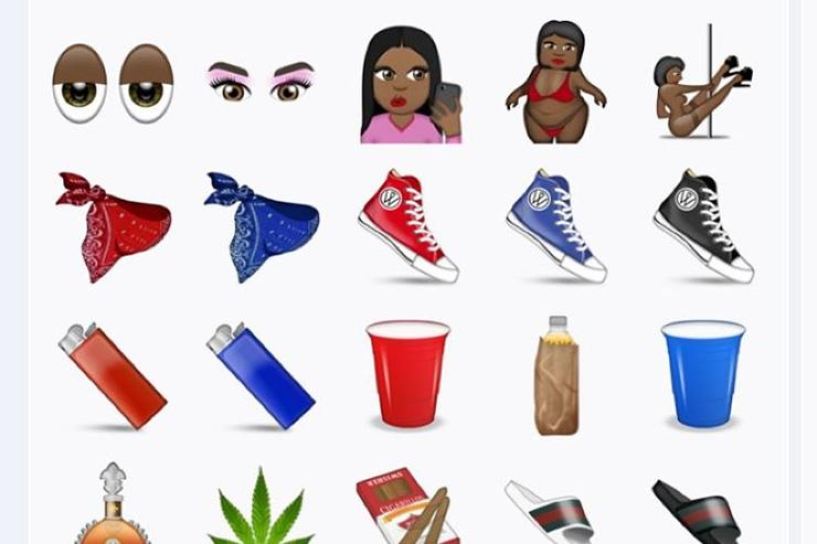 The Game's emojis.