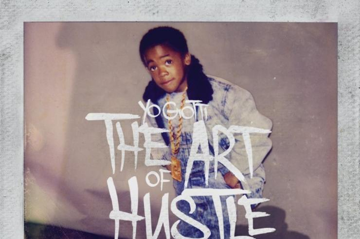 "Yo Gotti ""The Art of Hustle"" cover art"