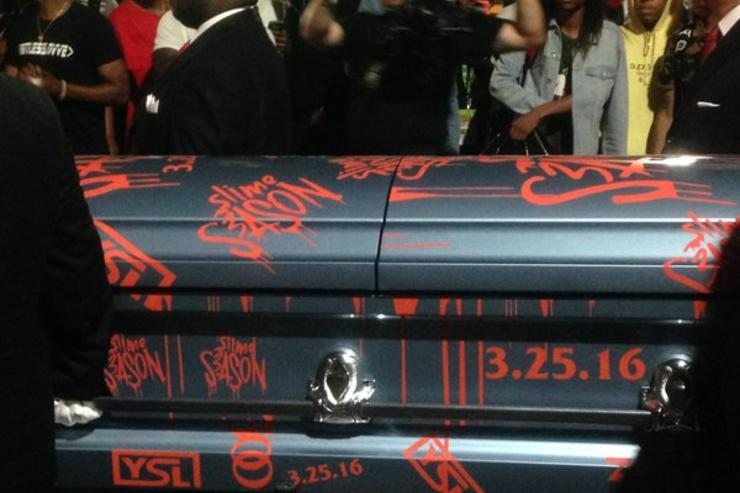 """Young Thug's """"SS3"""" casket announcement"""
