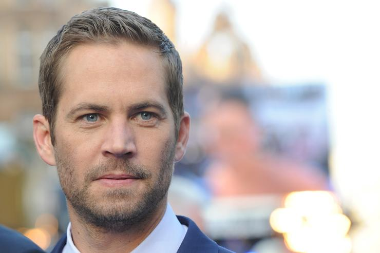 Actor Paul Walker attends the 'Fast & Furious 6' World Premiere at The Empire, Leicester Square on May 7, 2013 in London, England.