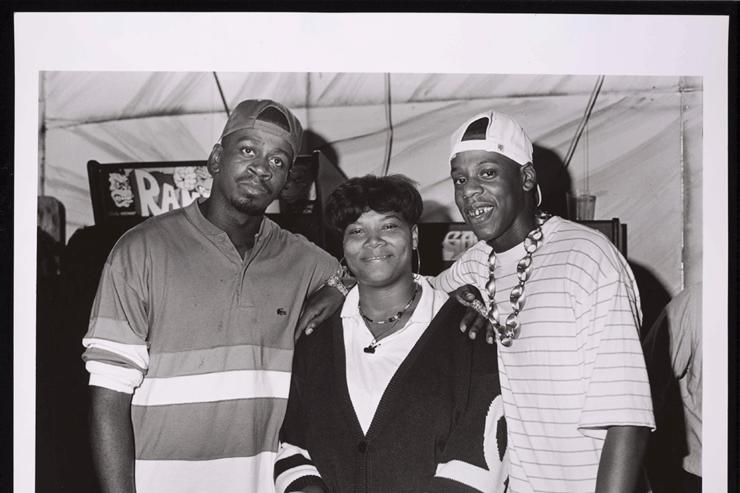 The Jaz, Queen Latifah and Jay-Z
