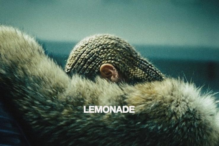 Beyonce Lemonade cover art
