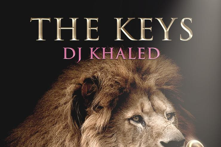 DJ Khaled The Keys book cover