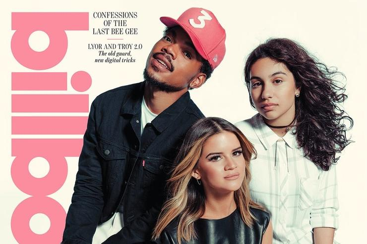 Chance the Rapper covers Billboard magazine