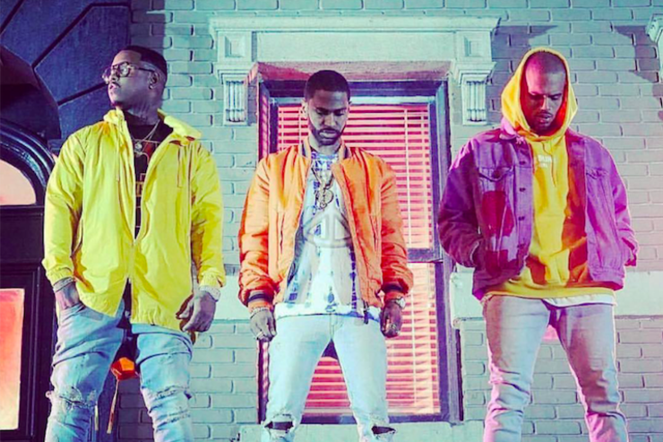 Chris Brown Jeremih & Big Sean