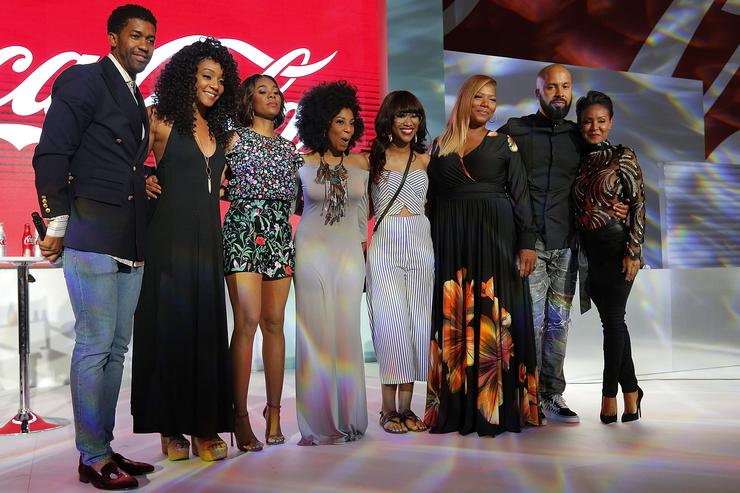 Regina Hall, Tiffany Haddish, Jada Pinkett Smith, Queen Latifah And Cast Hit Essence Festival 2017 In New Orleans - Day 2