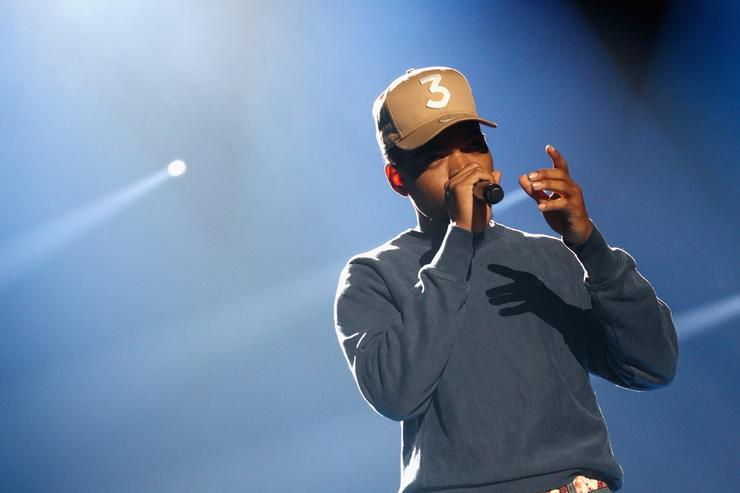 Chance the Rapper Debuts New Song with Daniel Caesar on 'Late Show'