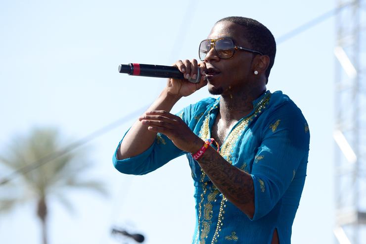 Lil b at Coachella