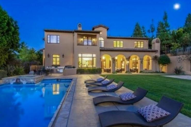 Big Sean new Beverly Hills home