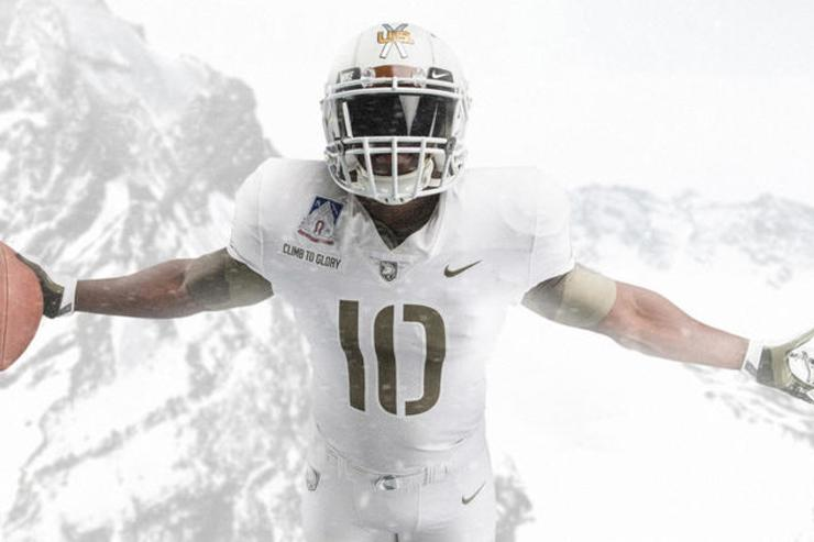 Army Vs Navy Football >> Nike Unveils Special Edition Uniforms For Army vs Navy Game