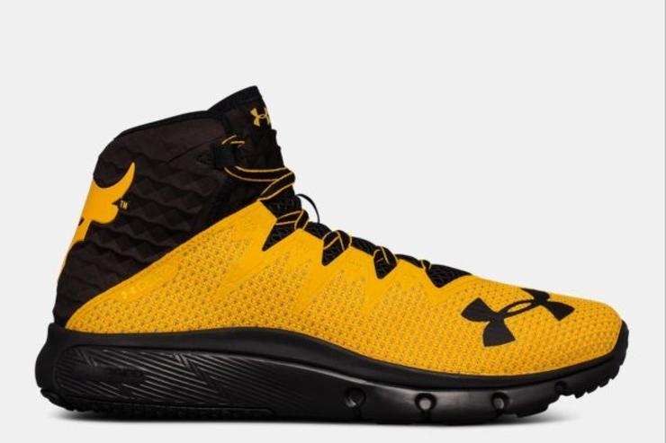 Under Armour x Project Rock Delta