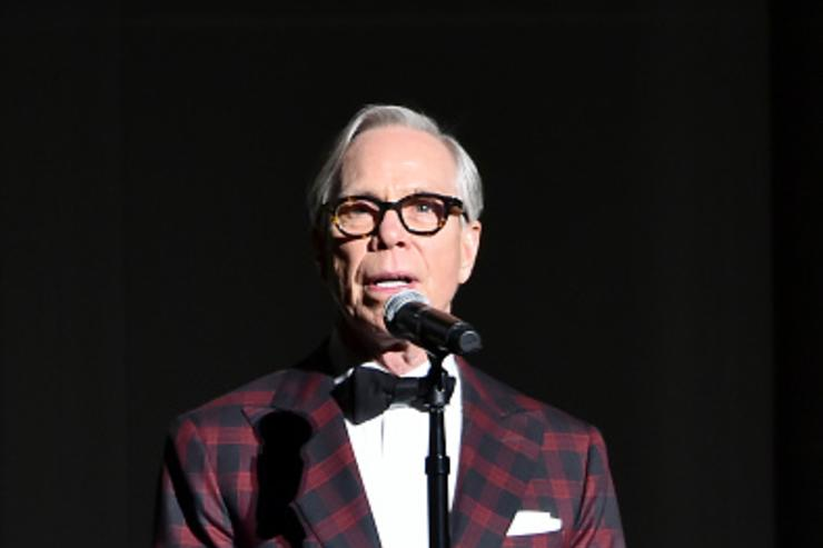 Designer Tommy Hilfiger speaks onstage during the 2018 CFDA Fashion Awards at Brooklyn Museum on June 4, 2018 in New York City.